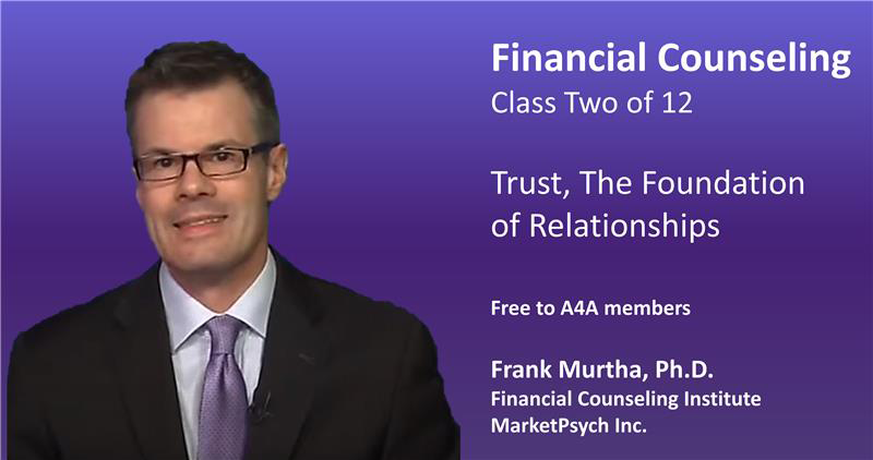 Trust, The Foundation of Relationships (1 Credit)