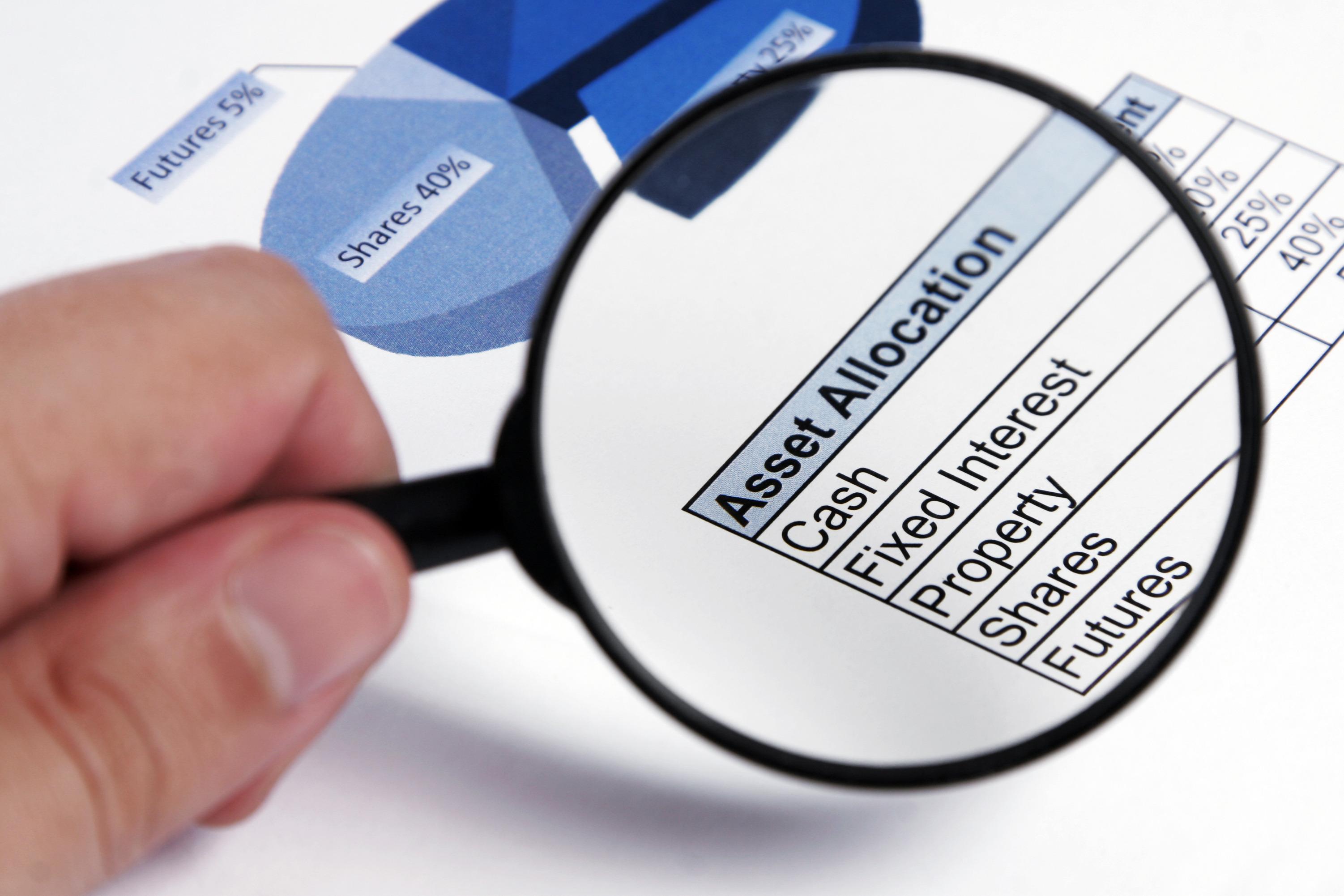 Showing Clients Retirement Portfolio Risk Variables