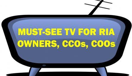 Office 365 Webinar Is Must-See TV For RIA CEOs, CCCs, COOs